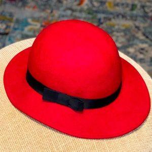 100% wool women's dress hat